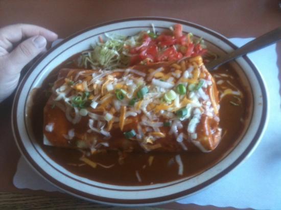 Lorenzo's: Grande Enchilada