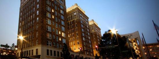 奧克拉荷馬城斯基爾文希爾頓大飯店照片