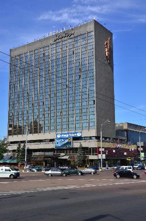 Premier Hotel Lybid: Hotel