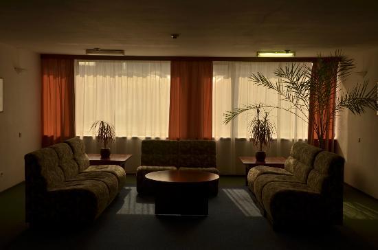 Premier Hotel Lybid: Area by lifts