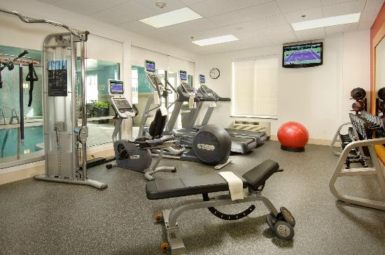 Hilton Garden Inn Silver Spring North: Fitness Center