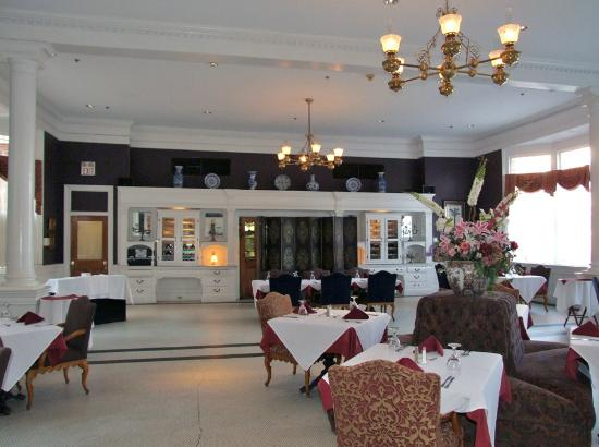 BEST WESTERN PLUS Windsor Hotel Americus: Restaurant