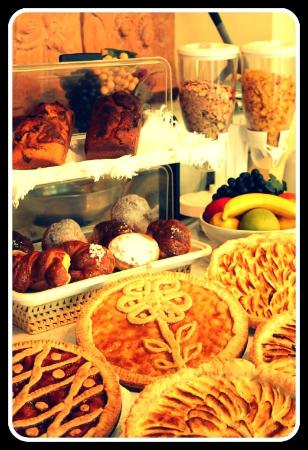 Hotel Manzoni : Buffet delle colazioni