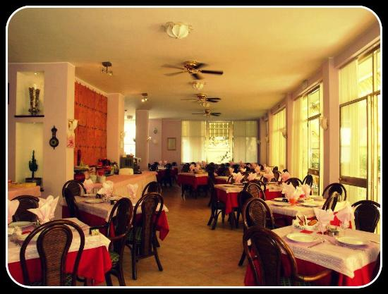 Hotel Manzoni : Sala da pranzo
