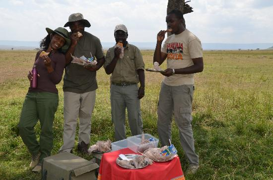 Ubuntu Camp, Asilia Africa 이미지