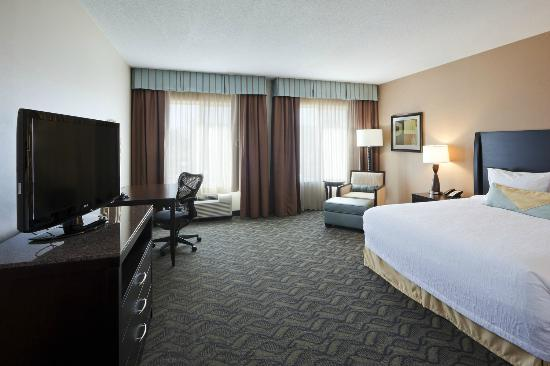 Hilton Garden Inn Silver Spring North: King Room