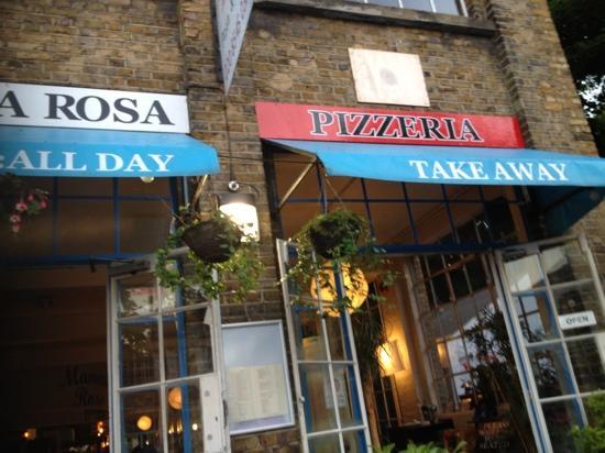 Italian Restaurants In Waltham Forest