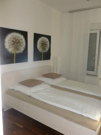 Villa Diana Zadar: Bedroom