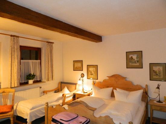 Hotel Gerberhaus: Room #1