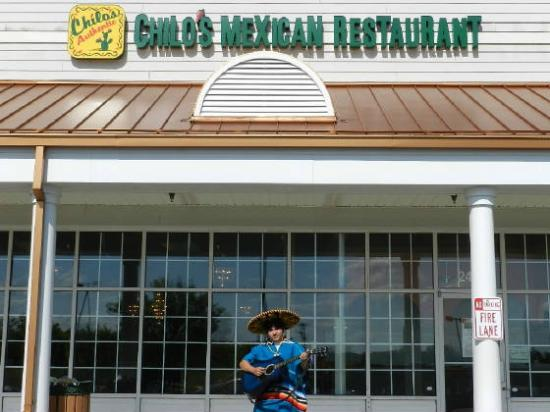 Chilo's Mexican Restaurant: This is our new location