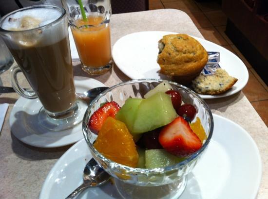 Morning Star Cafe: breakfast at morning star