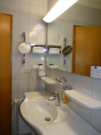 Best Western Hotel Hamburg International : Bad