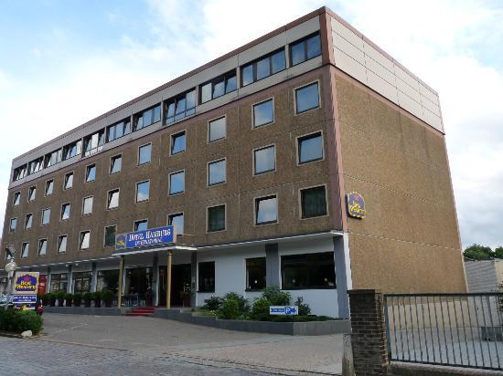 Hotel bild von best western hotel hamburg international for Hotel international hamburg