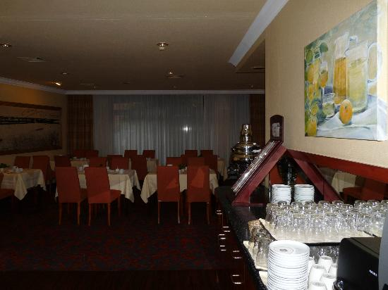 Best Western Hotel Hamburg International : Speisesaal / Restaurant