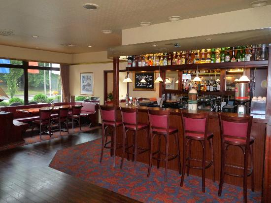 Best Western Hotel Hamburg International: Bar