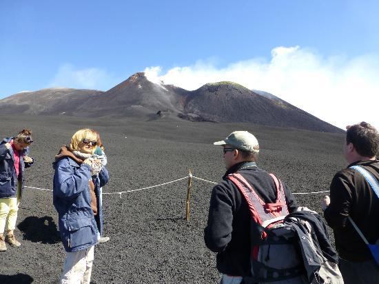 Continente Sicilia: Etna trip with Davide