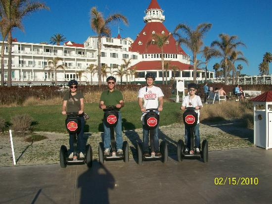 Coronado Island Segway Tours