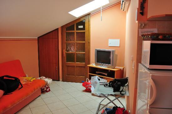 Villa Daniela: Living room