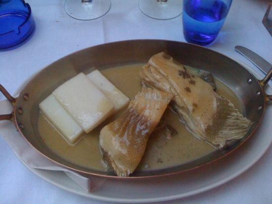 Ristorante Taverna Al Canevon: boreto di rombo