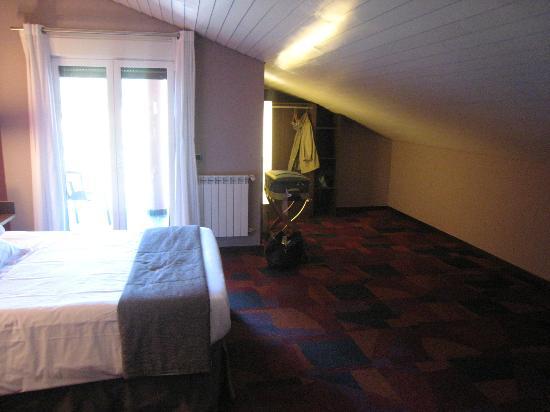 Hotel Olazal: Habitacion