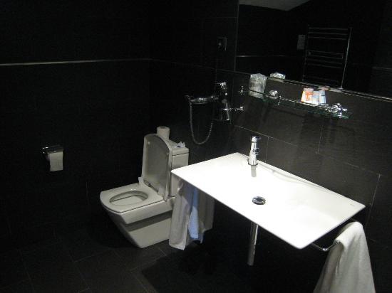 Hotel Olazal: Baño