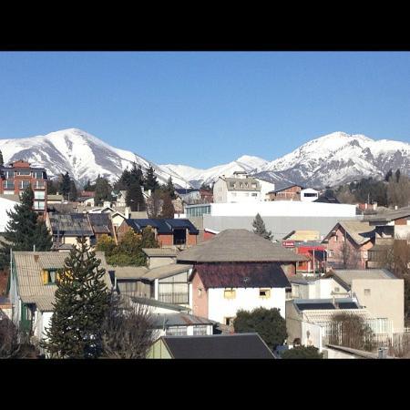 Hotel Patagonia Sur : Vista do apartamento 657, no qual me hospedei