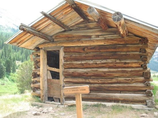 Independence Ghost Town : Miners Cabin