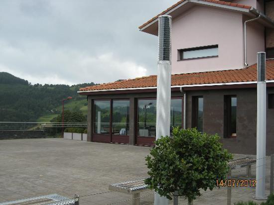 Hotel Olazal: Exterior