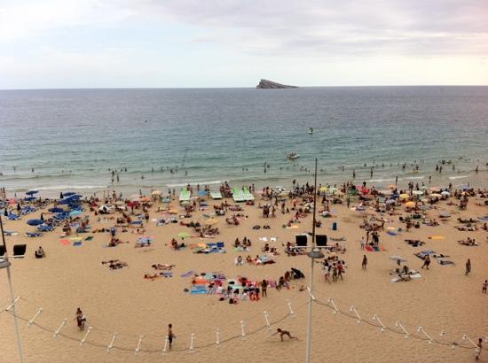 Sol Costablanca: sea view room