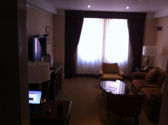 Fitzpatrick Manhattan Hotel: Suite