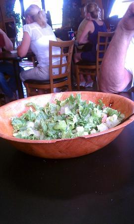 Sonio's Cafe : Greek Salad