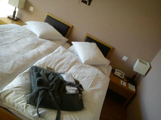 Hotel Art de Vivre: camera