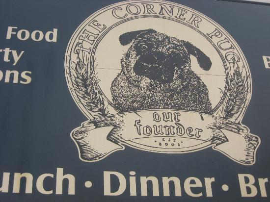 The Pug of The Corner Pug