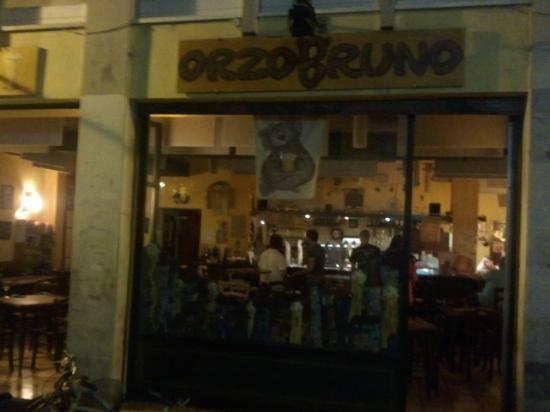 Orzo Bruno
