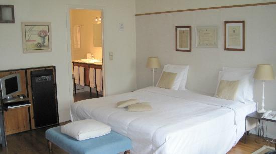 Hotel 't Sandt: Bedroom