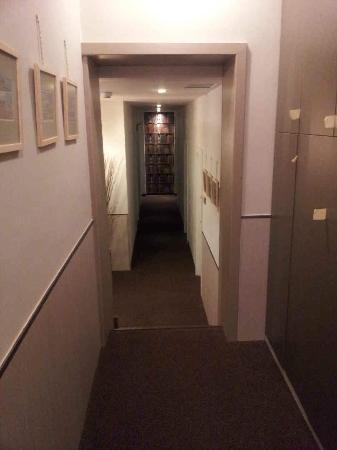 Shtarkman Erna Boutique Hotel: corridor