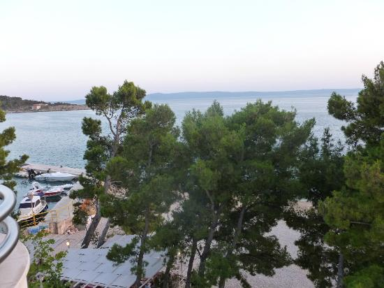 Milenij Hotel: Room with Seaview