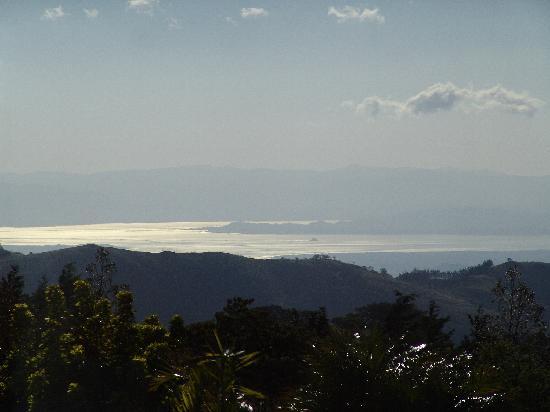 Sunset Hotel Monteverde : View to the 'Nicoya' Gulf