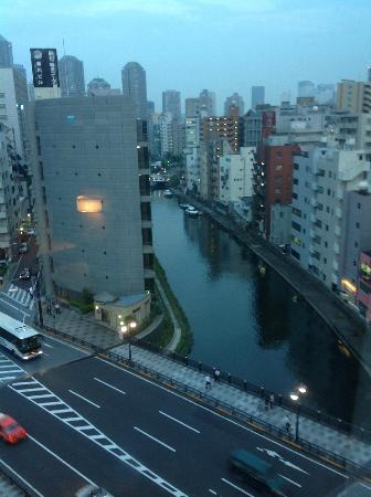 Hotel Sardonyx Tokyo: View from Room