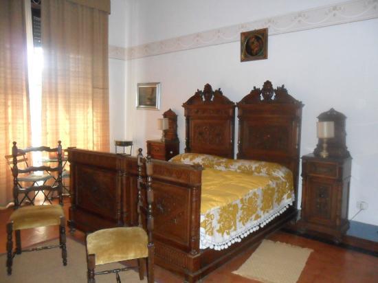 Villa i Tigli: camera Mimosa