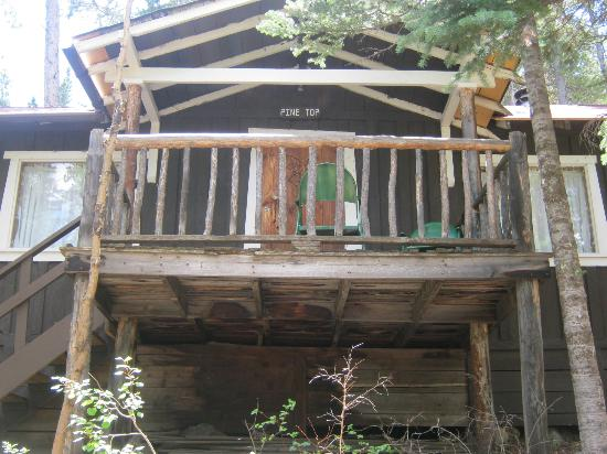 The Baldpate Inn: Cabin!