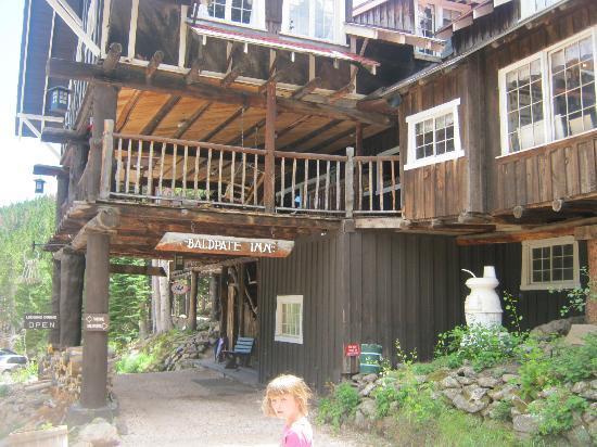The Baldpate Inn照片