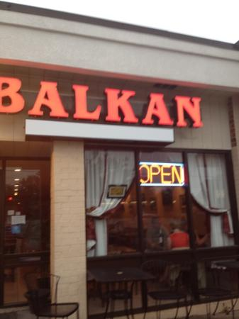 Balkan Richmond: Balkan Restaurant
