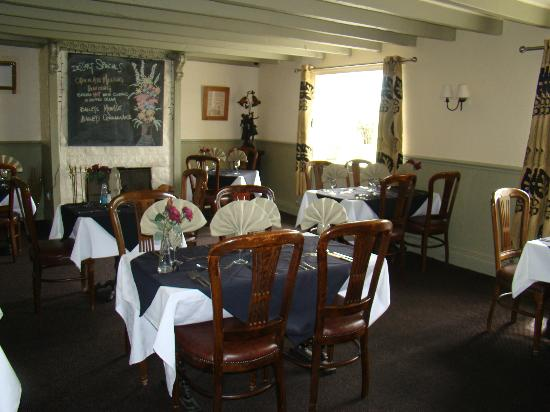 The Waggon Inn: Our cosy restaurant