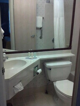 Quality Inn Colchester: bathroom