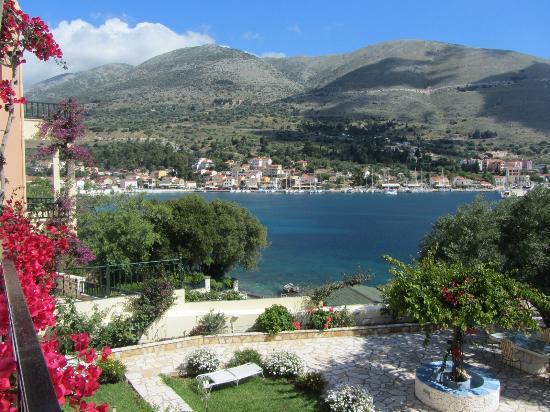 Waterside Apartments: Agia Efimia from balcony