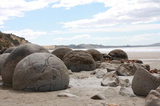 4 Nature Tours: Moeraki Boulders