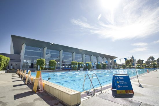 Glen Waverley, Australia: 50m Outdoor Lap Pool