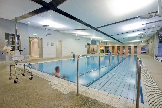 Warm Water Exercise Pool Picture Of Monash Aquatic And Recreation Centre Glen Waverley