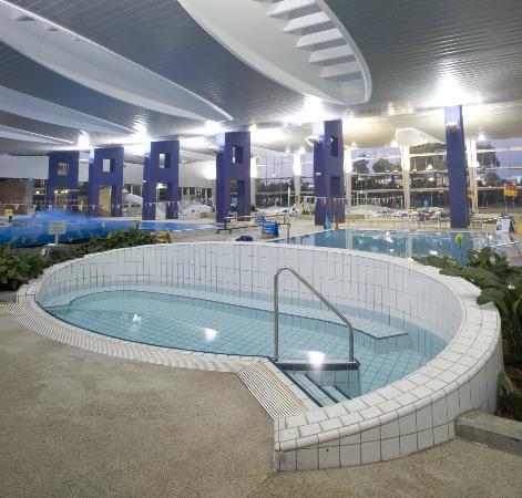 Monash Aquatic and Recreation Centre: Spa